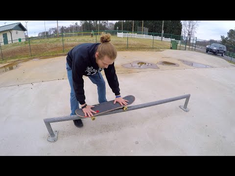 How to Grind Rails