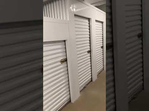 Bradyl Bin Storage Units - Located Inside of Union Market in Washington DC