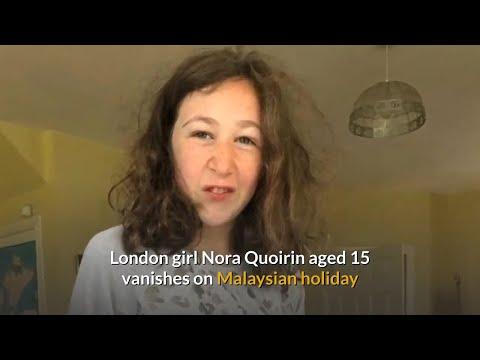 London girl vanishes on Malaysian holiday