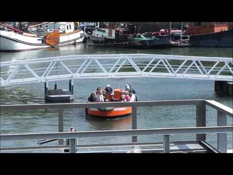 Leuvehaven Rotterdam 4 mei
