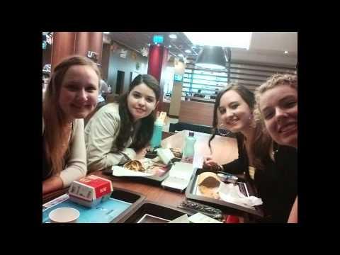 ISEP study abroad in Graz, Austria, Spring 2014