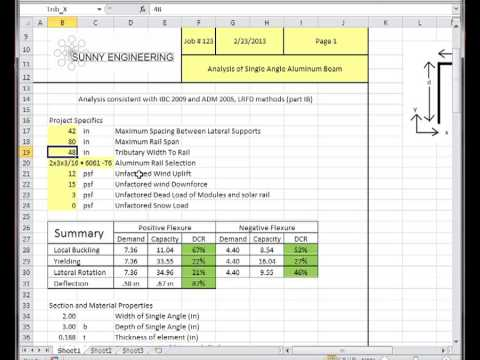 Reduce installation costs reduce pv installation costs with this free aluminum rail span calculator publicscrutiny Image collections