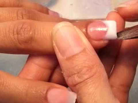 How to do a full set solar nails 11 minutes youtube solutioingenieria Images