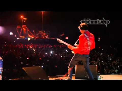 Mr.Big Live at Java Rockingland 2009