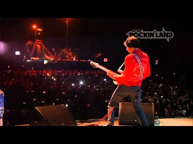 Mr.Big Live at Java Rockingland 2009
