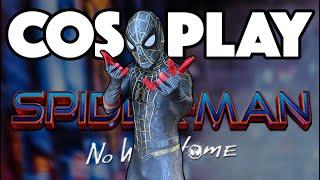 ¡MI NUEVO TRAJE DE SPIDERMAN! - NO WAY HOME / NAVY