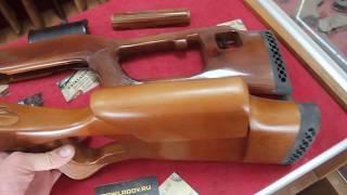 Ортопедична ложа гвинтівка та карабін Мосіна, бук з регульованим гребенем