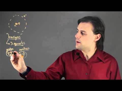 What Is in the Center of the Nucleus in an Atom? : Physics Lessons