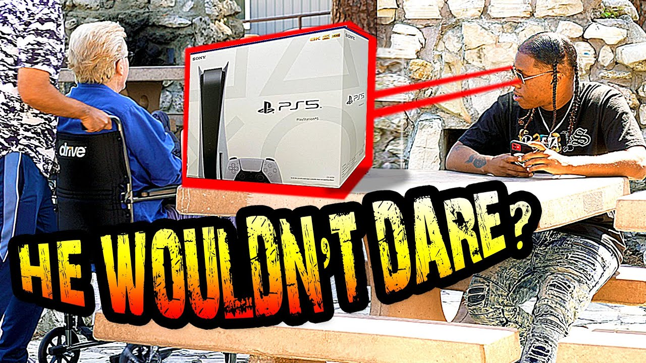 Girlfriend Thinks Black Boyfriend will Steal PlayStation 5 - To Catch A Thief