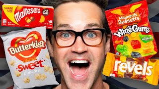 Download British Movie Theater Snacks Taste Test Ft. Sorted Food Mp3 and Videos