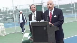 Grand Re-Opening of the Arthur Ashe Tennis Center of L.A. (Part Two)