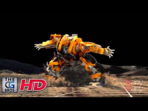 CGI VFX Breakdowns: C&C Transformer by Many Many Creations