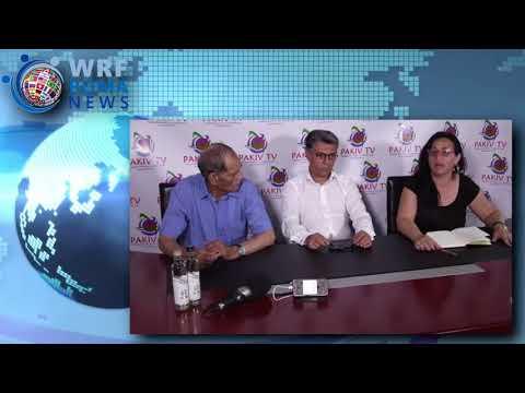 Romani Holocaust WRF Time