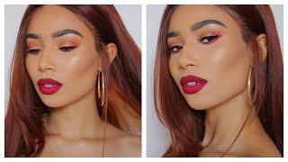 Hot Summer Makeup Look | Life Update: Announcement