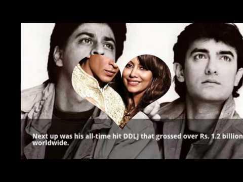 Shahrukh khan life history