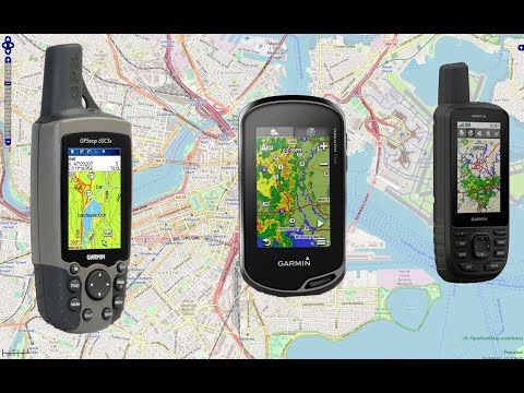 How To Download Free Trail Maps On Garmin GPS Update 2020