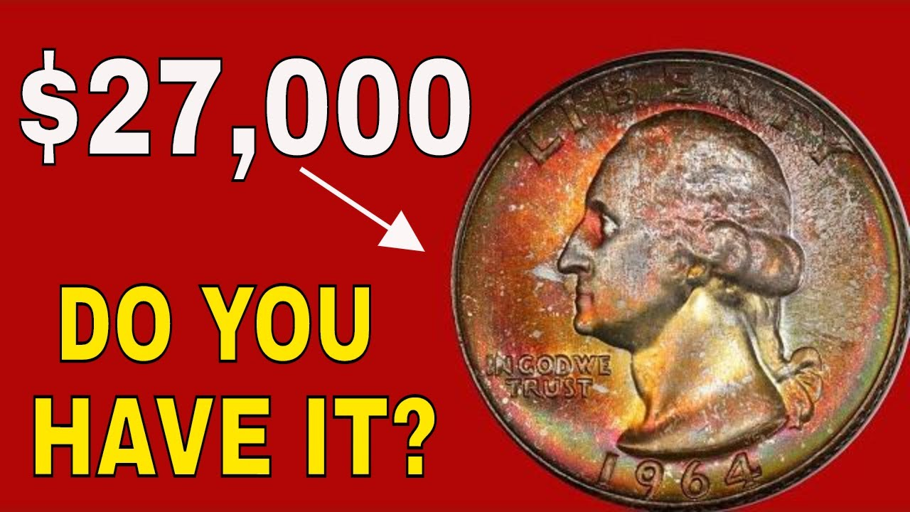 Quarter Worth A Lot Of Money 1964