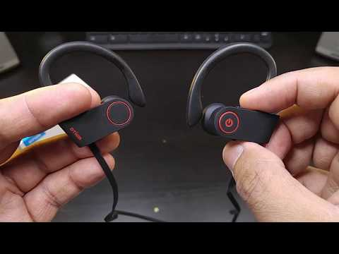 Otium Best Wireless Sports Earphones  Review  Amazon Best