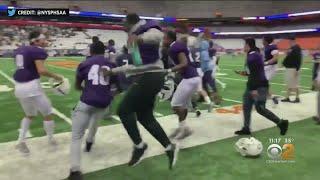 New Rochelle Wins High School Football Title