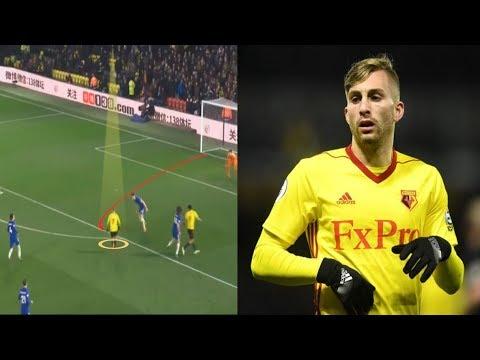 Gerard Deulofeu VS Chelsea /4-1/ Player Analysis