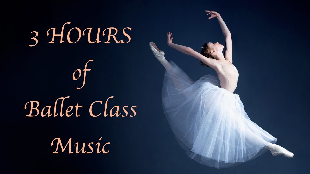 3 Hours The Best Relaxing Piano Music For Ballet Class Studying Or Reading Youtube