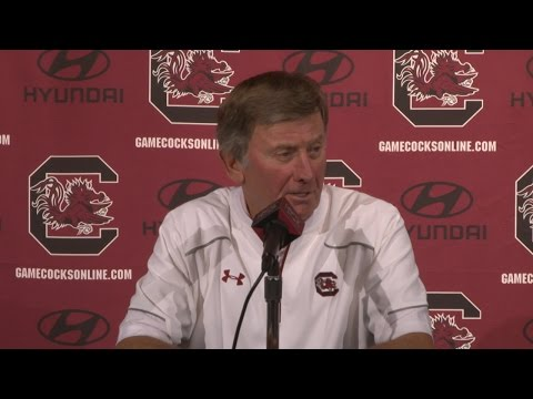 Steve Spurrier Press Conference - 9/15/15