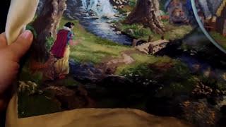 #1 Cross Stitch-my First Cross Stitch Video