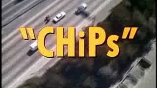 CHiPs intro (Crime drama television series originally aired on NBC from 1977 to 1983)