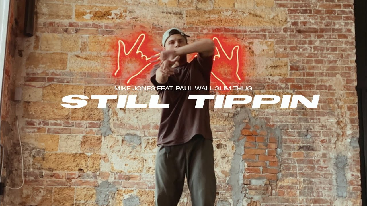 Mike Jones feat. Paul Wall Slim Thug - Still Tippin | Vlad Maslov | hip-hop | VELVET YOUNG