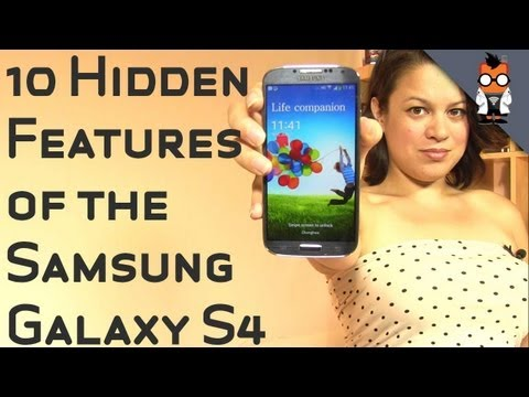 10 Hidden Features of the Samsung Galaxy S4