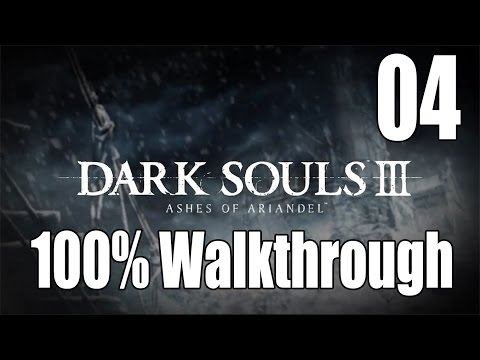 Dark Souls 3: Ashes of Ariandel - Walkthrough Part 4: Snowy Mountain Pass