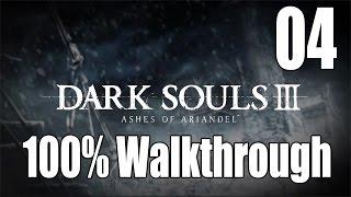 Dark Souls 3: Ashes of Ariandel - Walkthrough Part 4: Snowy Mountain Pass