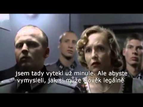 Hitler - SMS jízdenka konečně v Brně