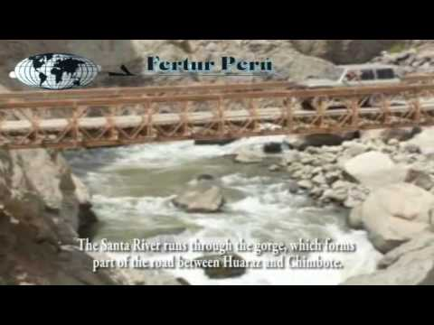 Peru Travel Packages - Canyon of the Duck, Ancash