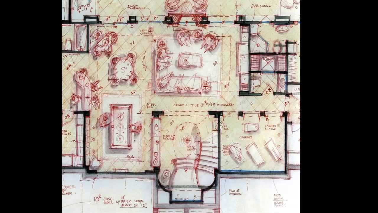 Types Of Architectural Drawings Youtube