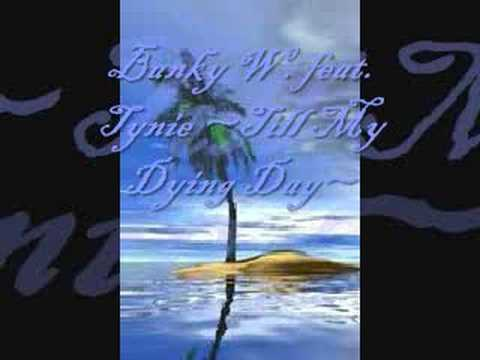 Banky W.--Till My Dying Day