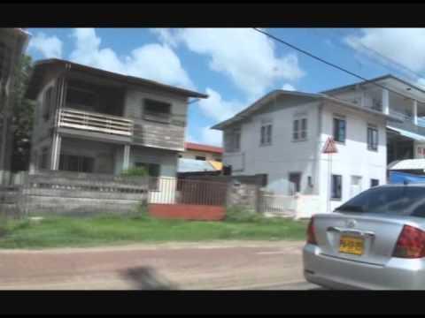 Recorrido por Surinam, próximo rival de la selecta
