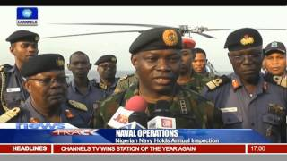 Naval Operations: Nigerian Navy Holds Annual Inspection 24/12/15