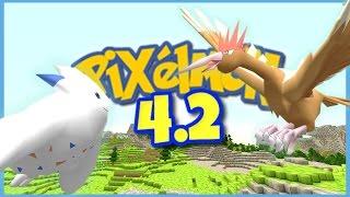 PIXELMON 4.2 UPDATE SHOWCASE ► Togekiss & New Fearow! (Minecraft 1.8.9)