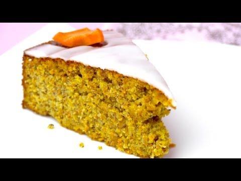 Rüblikuchen Rezept - Wir Zeigen Einen Karotten Kuchen Von EinfachKochen