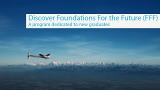 The Foundations For the Future program