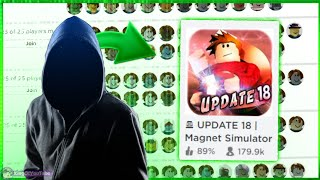 😡 ROBLOX GAMES THAT USED BOT!
