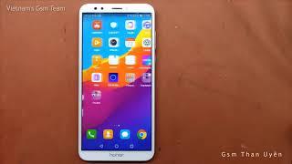 Honor 7C LND-TL40 Convert Globle ROM OK | add Play Store (GAPP)