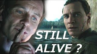 What REALLY Happened to Walter | Is He Alive or Swapped Bodies with David ? Space Jockey ?
