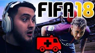 FIFA 18 DEMO INCELEMESI - NEYMAR SAKATLANDI