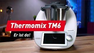 Thermomix TM6: Erster Blick auf die neue Küchenmaschine