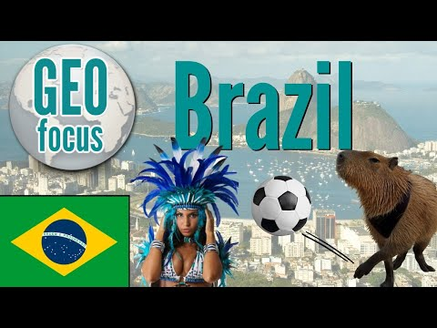 Focus on Brazil! Country Profile and Geographical Info