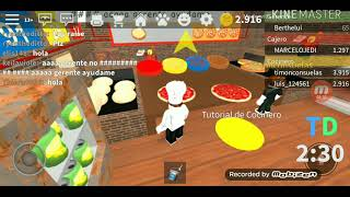 Playing the oby of the pizzeria in roblox(it was chaos in one part... 😱)•luis ideista 25•🕹️🎮🤖