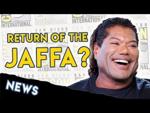 "Stargate's Chris Judge Wants To Tell A Jaffa ""Origins"" Story"