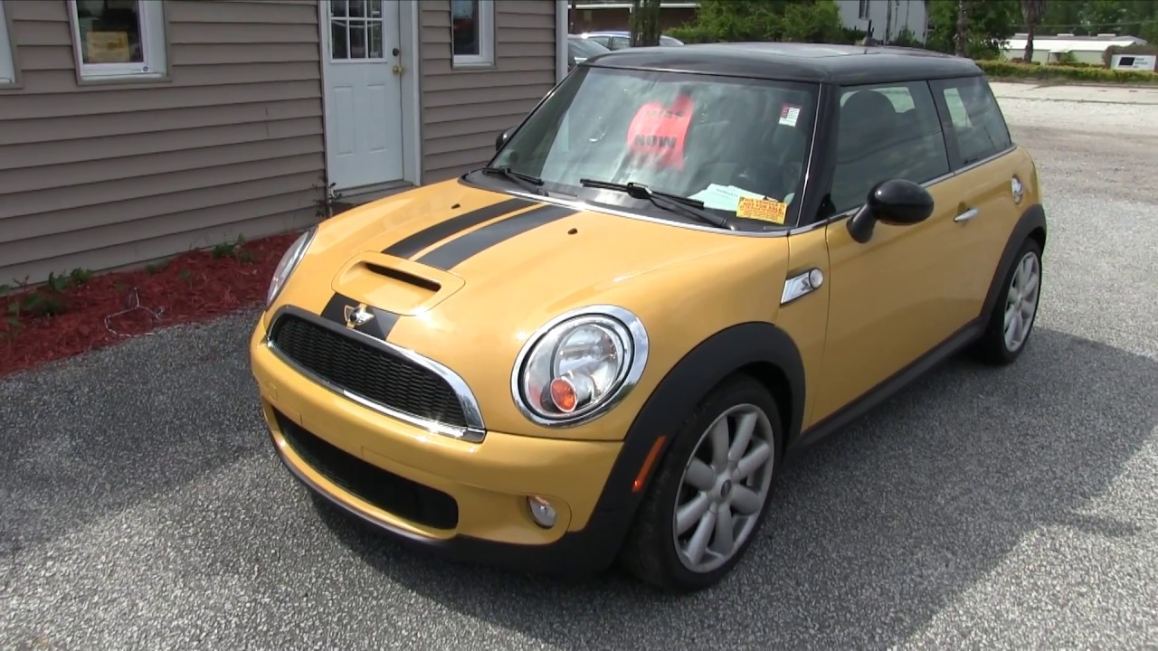 2008 Mini Cooper S Used Car Walkaround Review For Stokes Select